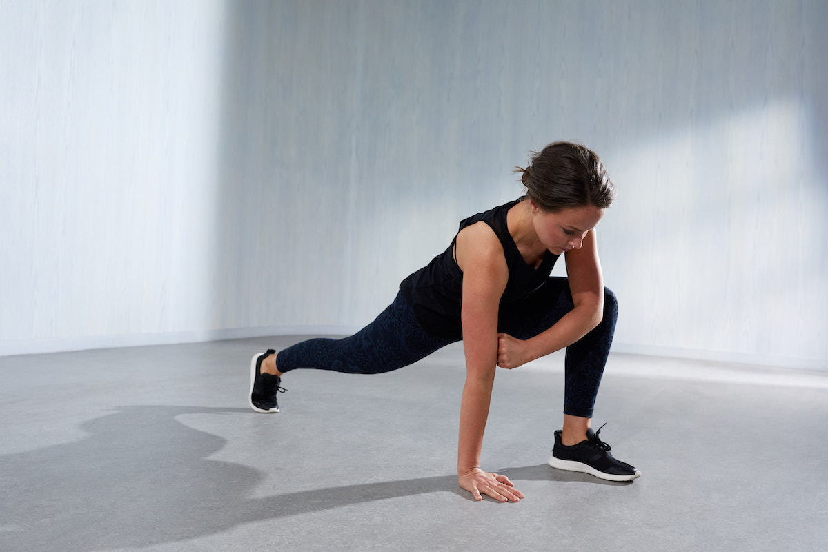 The details on Tonal's Lower Body Tune-Up Workout
